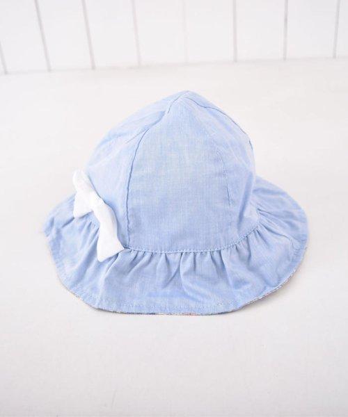 e-baby(イーベビー)/シャンブレーフラワープリントチューリップハット/183412571_img02