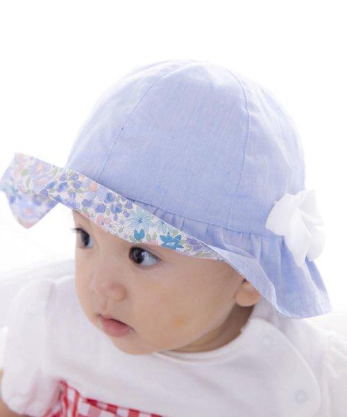 e-baby(イーベビー)/シャンブレーフラワープリントチューリップハット/183412571_img09