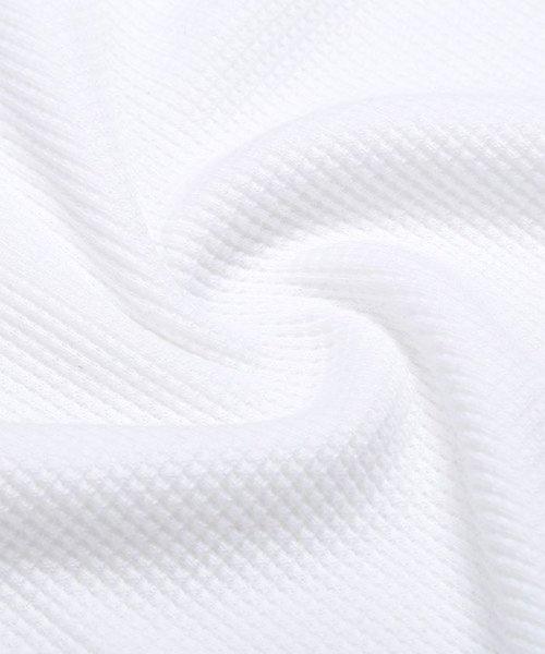 LUXSTYLE(ラグスタイル)/サーマルVネックロンT/pm-8059_img14