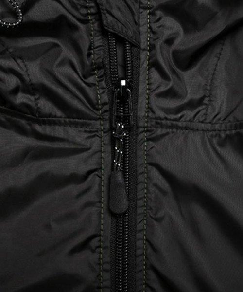 LUXSTYLE(ラグスタイル)/携行バッグ付き防風・撥水多機能パーカー/pm-8079_img14