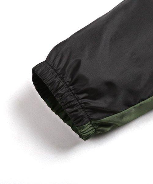 LUXSTYLE(ラグスタイル)/携行バッグ付き防風・撥水多機能パーカー/pm-8079_img16