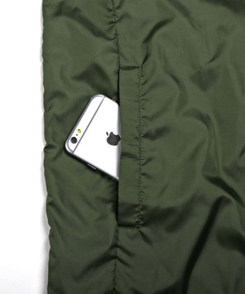 LUXSTYLE(ラグスタイル)/携行バッグ付き防風・撥水多機能パーカー/pm-8079_img17