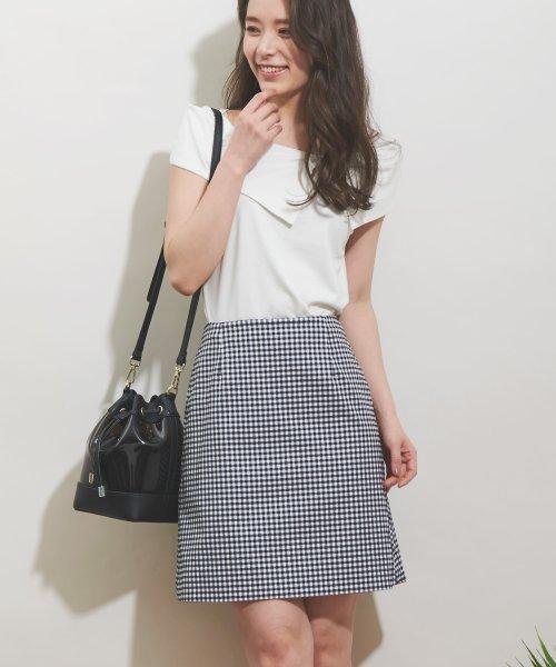 Noela(ノエラ)/【Ray6月号掲載】リバーシブル台形スカート/5932011_img03