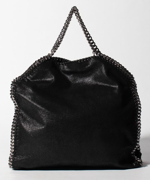 Stella McCartney(ステラマッカートニー)/【STELLA McCARTNEY】トートバッグ/3 CHAIN SHAGGY DEER FALABELLA【BLACK】/234387W91321000_img02