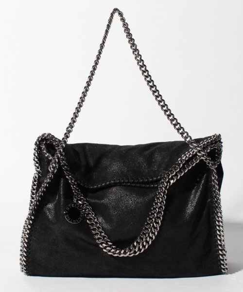Stella McCartney(ステラマッカートニー)/【STELLA McCARTNEY】トートバッグ/3 CHAIN SHAGGY DEER FALABELLA【BLACK】/234387W91321000_img03