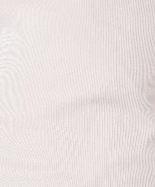 FREDY REPIT(フレディレピ)/【オーガニックコットン】テレコタンクトップ/9-0012-1-23-010_img07