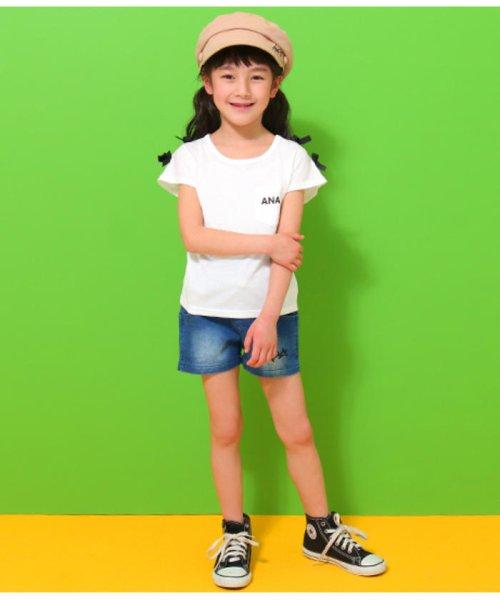 ANAP KIDS(アナップキッズ)/肩リボンポケット付トップス/0437300009_img09