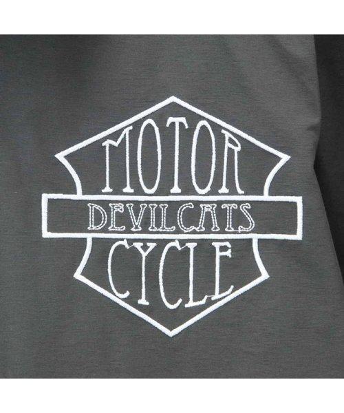 MAC HOUSE(men)(マックハウス(メンズ))/Devilcats MOTORCYCLE ドリズラージャケット 32194302/01111000743_img10