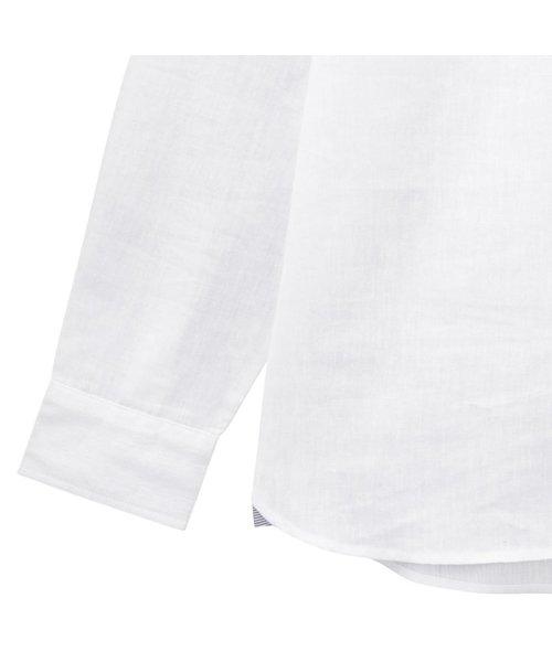 MAC HOUSE(men)(マックハウス(メンズ))/Free Nature Linen ボタンダウンシャツ 391100MH/01211100503_img02
