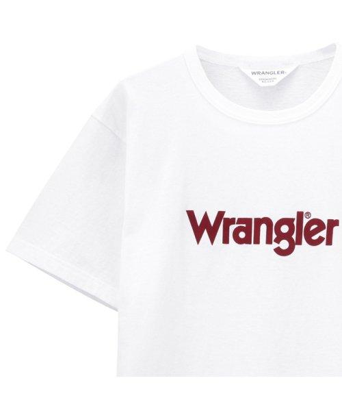 MAC HOUSE(men)(マックハウス(メンズ))/WRANGLER ベーシックプリントTシャツ WT5082-118/01222006612_img01