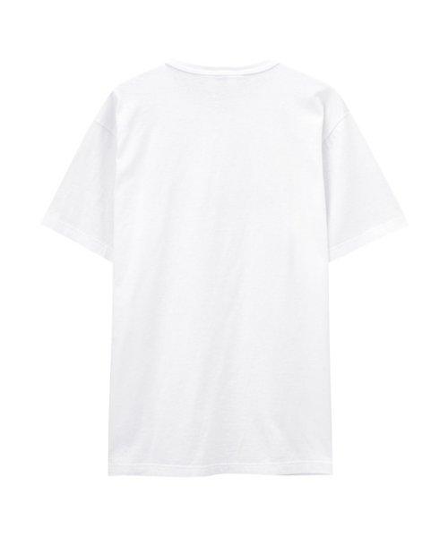 MAC HOUSE(men)(マックハウス(メンズ))/WRANGLER ベーシックプリントTシャツ WT5082-118/01222006612_img03