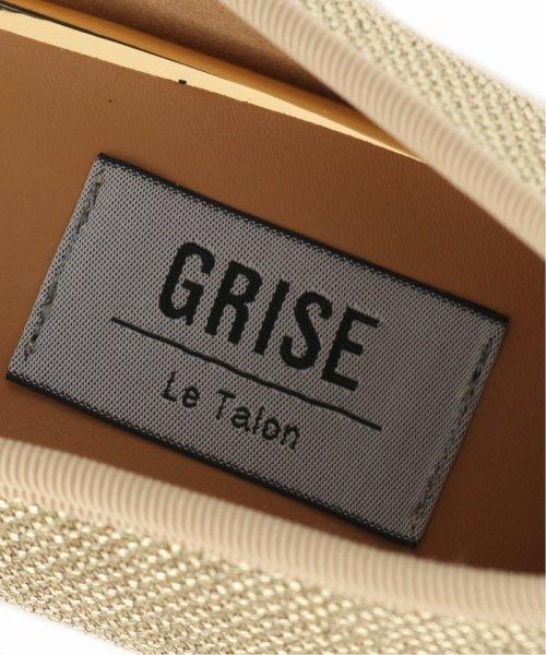 Le Talon(ル タロン)/GRISE ポインテッドバレエ/19192820158820_img08