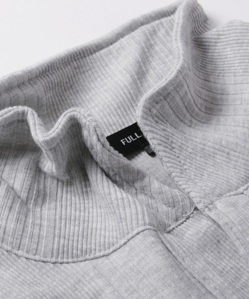 THE CASUAL(ザ カジュアル)/(スプ) SPU ランダムテレコ襟ワイヤースキッパー半袖ポロシャツ/buy190197_img11