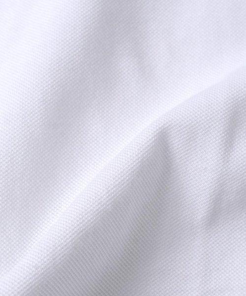 SHIPS MEN(シップス メン)/LACOSTE: 別注 ドロップテイル ビッグ ポケット Tシャツ/112115024_img10