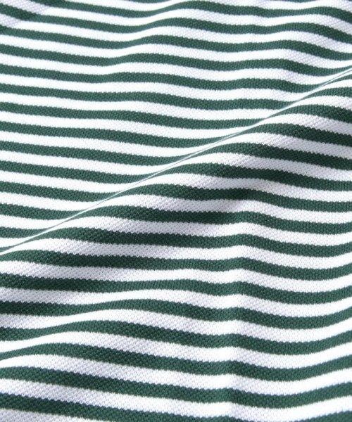 SHIPS MEN(シップス メン)/LACOSTE: 別注 ドロップテイル ビッグ ポケット Tシャツ/112115024_img11