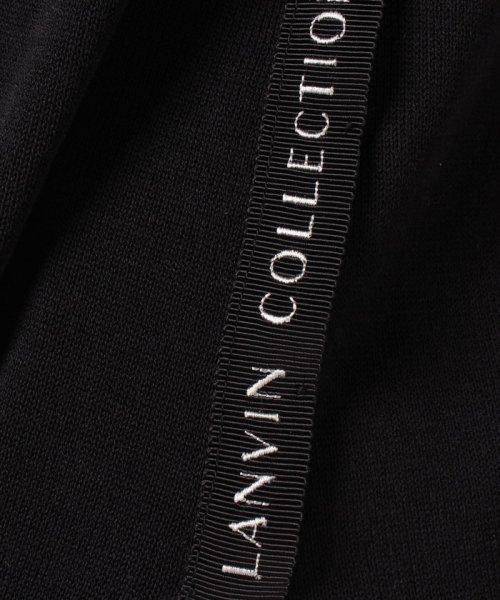 LANVIN COLLECTION(ランバンコレクション(レディス))/インターシャボートネックプルオーバー/2935837_img06