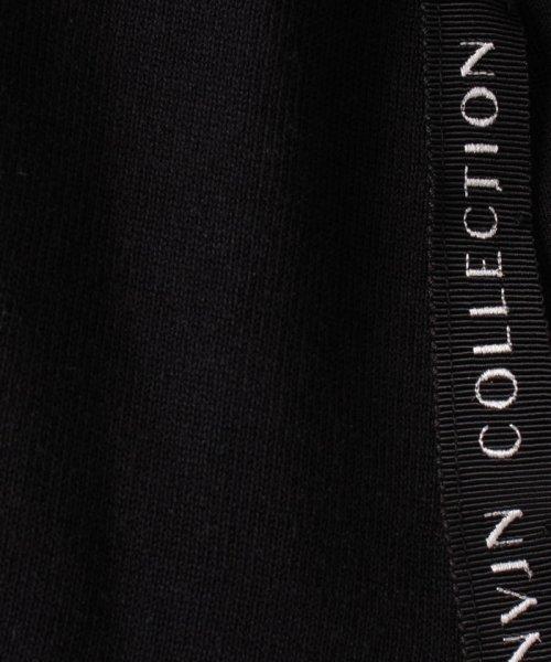 LANVIN COLLECTION(ランバンコレクション(レディス))/インターシャVネックプルオーバーニット/2935838_img06