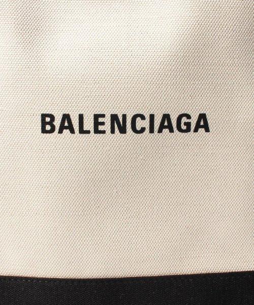 BALENCIAGA(バレンシアガ)/【BALENCIAGA】トートバッグ/NAVY CABAS S【NATUREL/NOIR】/339933AQ38N1081_img08