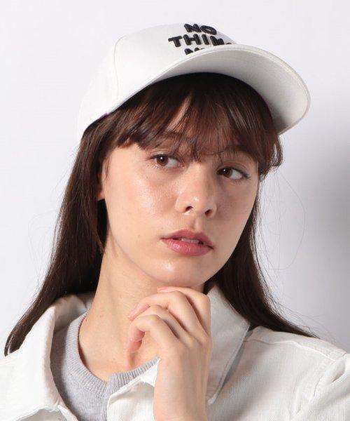 BENETTON (women)(ベネトン(レディース))/メッセージ刺繍キャップ・帽子/19P6G0PD41J6_img08