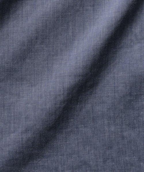 Stutostein(シュテットシュタイン)/麻混ストレッチシャツ/9-0080-2-71-001_img07