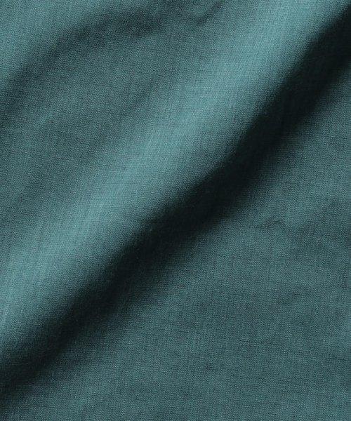 Stutostein(シュテットシュタイン)/麻混ストレッチシャツ/9-0080-2-71-001_img08