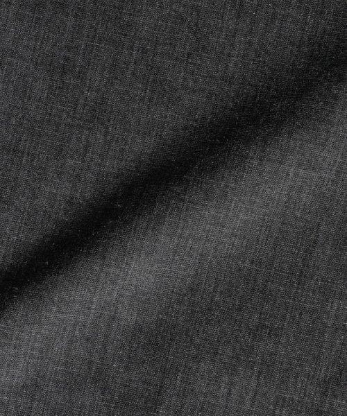Stutostein(シュテットシュタイン)/麻混ストレッチシャツ/9-0080-2-71-001_img09
