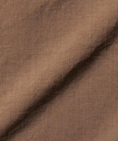 NOLLEY'S goodman(ノーリーズグッドマン)/バンドカラーZIP UPシャツブルゾン/9-0086-1-71-040_img06