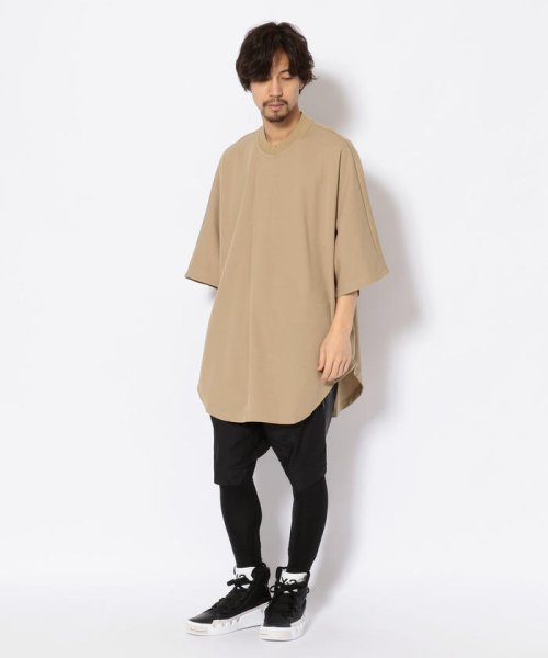 LHP(エルエイチピー)/NILoS/ニルズ/ TUCKED BIG T-SHIRT/660CUM7/552191046-60_img06