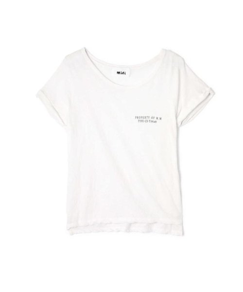 ROSE BUD(ローズバッド)/[7月号GISELe掲載]ロゴTシャツ/6009113052_img08