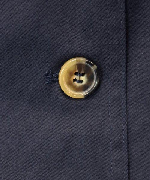 and Me...(アンドミー)/【H-9】ツイル タイトスカート 前ボタン ロングスカート/1000572_img14