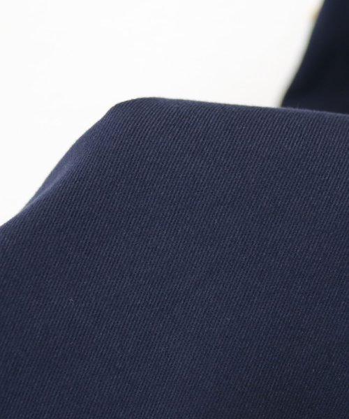 and Me...(アンドミー)/【H-9】ツイル タイトスカート 前ボタン ロングスカート/1000572_img22