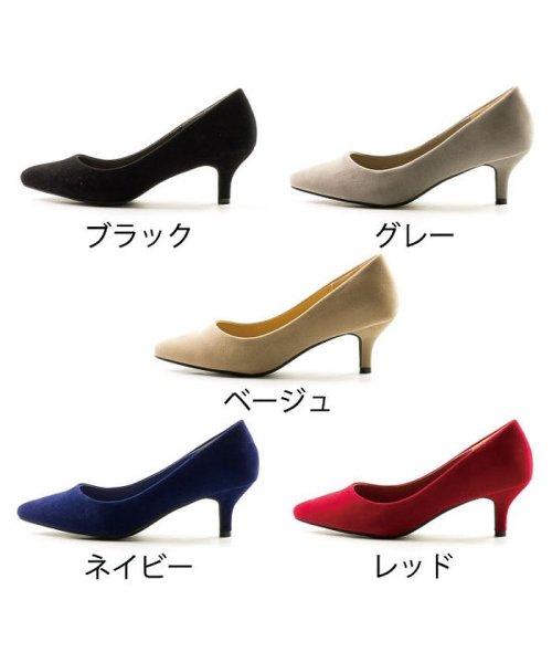 FOOT PLACE(フットプレイス)/レディース パンプス シンプル カラバリ MS-5415/MS-5415-SS_img38
