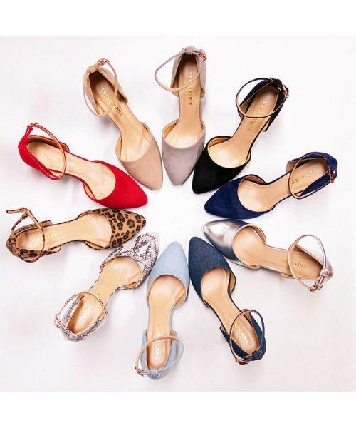 FOOT PLACE(フットプレイス)/レディース パンプス セパレート ストラップ MS-5430/MS-5430-SS_img04