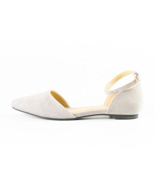 FOOT PLACE(フットプレイス)/レディース パンプス ローヒール ストラップ MS-5432/MS-5432-SS_img09