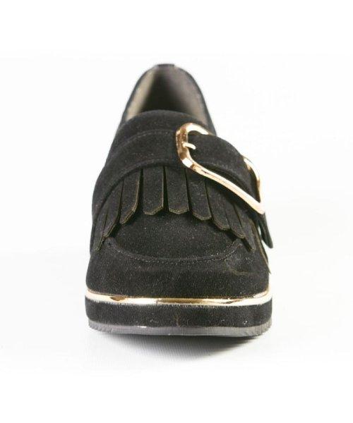 FOOT PLACE(フットプレイス)/レディース ローファー マニッシュ バックル MS-5481/MS-5481-SS_img06
