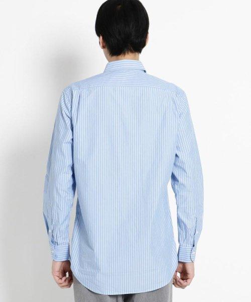 OPAQUE.CLIP(オペークドットクリップ)/【洗える】ストライプ レギュラーカラーシャツ/201901F3686001_img03