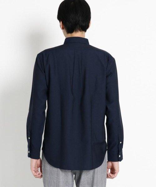 OPAQUE.CLIP(オペークドットクリップ)/【洗濯機洗いOK】ミニボタンダウンシャツ/201901F3686005_img03