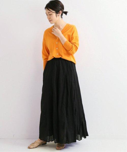 IENA(イエナ)/C/麻 Vネックカーディガン◆/19080900404020_img45