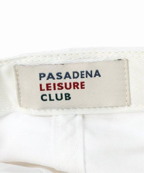 JOURNAL STANDARD(ジャーナルスタンダード)/PASADENA LEISURE CLUB PLC SPORTS CAP/19095610003210_img10