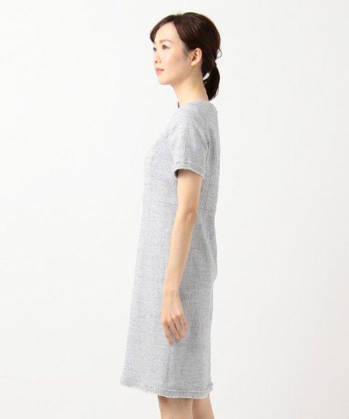 NIJYUSANKU(23区)/【マガジン掲載】Brilliant tweed dress ワンピース/OPWOKM0741_img02