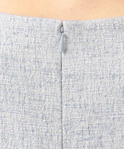 NIJYUSANKU(LARGE SIZE)(23区(大きいサイズ))/【マガジン掲載】Brilliant tweed dress ワンピース/OPWWKM0741_img05
