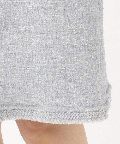 NIJYUSANKU(LARGE SIZE)(23区(大きいサイズ))/【マガジン掲載】Brilliant tweed dress ワンピース/OPWWKM0741_img08