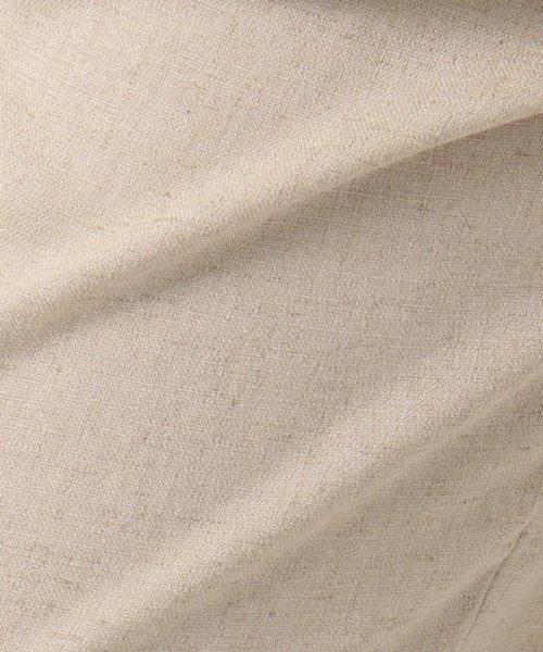 NIJYUSANKU(LARGE SIZE)(23区(大きいサイズ))/【マガジン掲載】リネンライクストレッチ ストレートパンツ(検索番号H47)/PRWWKM0405_img12