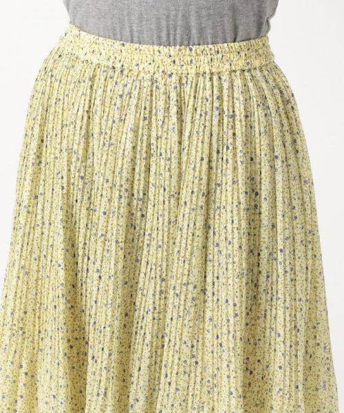 anySiS(エニィ スィス)/【洗える】プチフラワースパンローン スカート/SKWPKM0421_img11