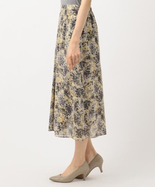 NIJYUSANKU(LARGE SIZE)(23区(大きいサイズ))/【マガジン掲載】LIBERTY フラワープリント スカート(検索番号H39)/SKWWKM0404_img03