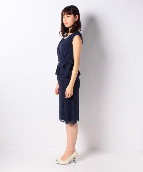 Eimy Peral(エイミーパール(ドレス))/トップス+スカートセットアップドレス/BO319_img18