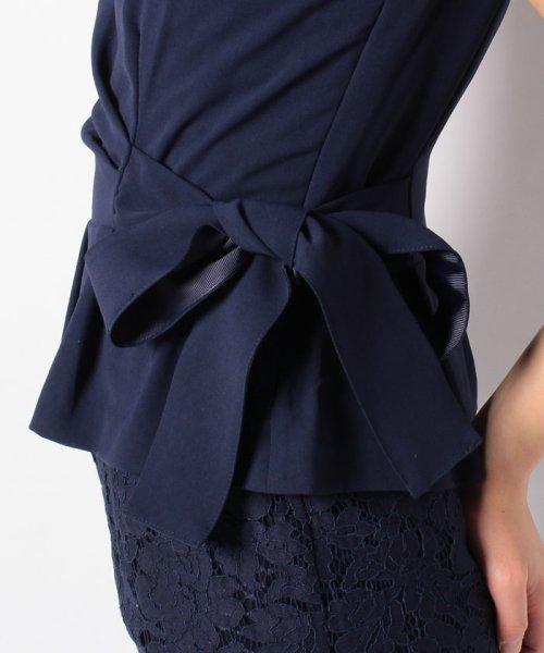 Eimy Peral(エイミーパール(ドレス))/トップス+スカートセットアップドレス/BO319_img21