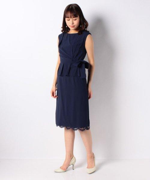 Eimy Peral(エイミーパール(ドレス))/トップス+スカートセットアップドレス/BO319_img22