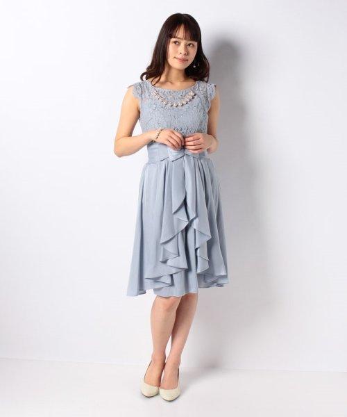 Eimy Peral(エイミーパール(ドレス))/パールネックレス付きドレス/24449_img13