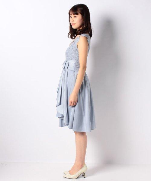Eimy Peral(エイミーパール(ドレス))/パールネックレス付きドレス/24449_img14